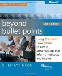 BeyondBulletPointsCliffAtkinson