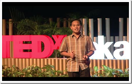 MuhammadNoer-TEDxJakarta2011